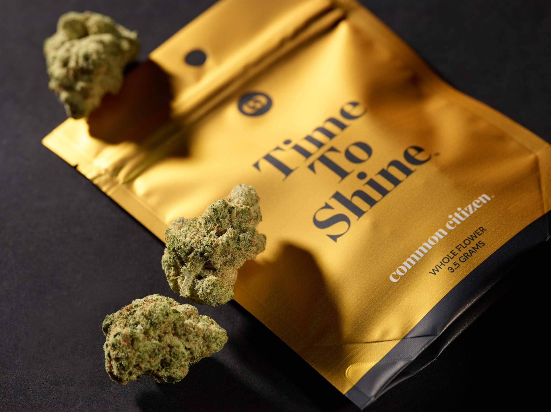 Cannabis Product Photography for Advertising - by Hollis Conway Photography