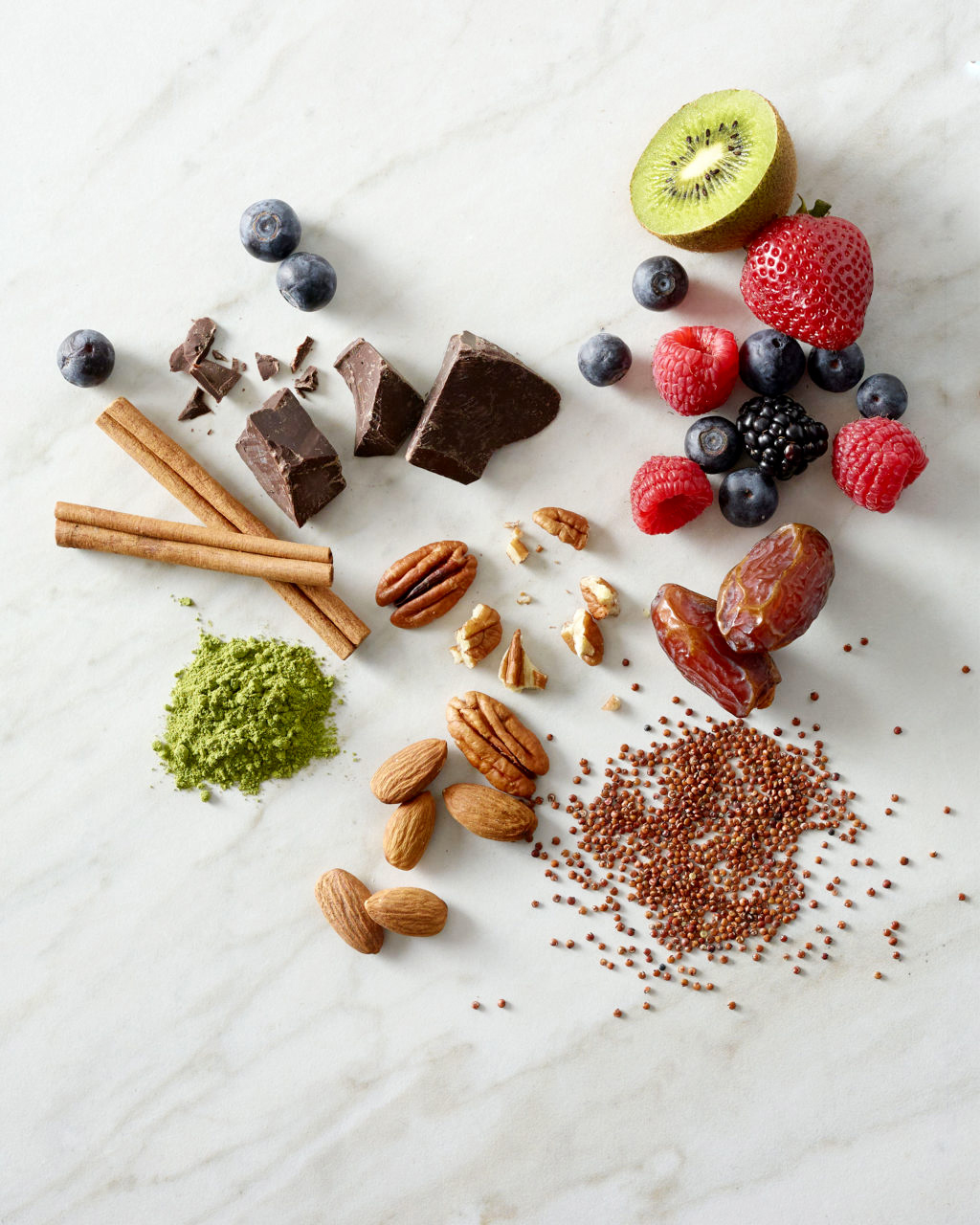 Ingredients - Food Photography by Hollis Conway Photography