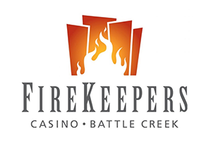 FireKeepers - client logo. Hollis Conway Photography